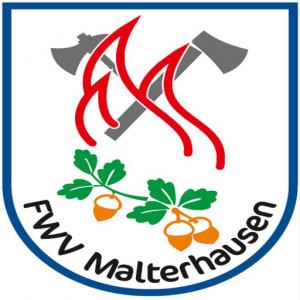 Das Logo des Feuerwehrvereins Malterhausen e.V.